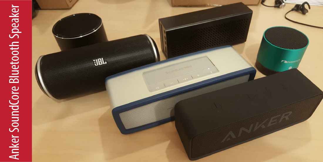 Anker SoundCore Bluetooth Speaker Review