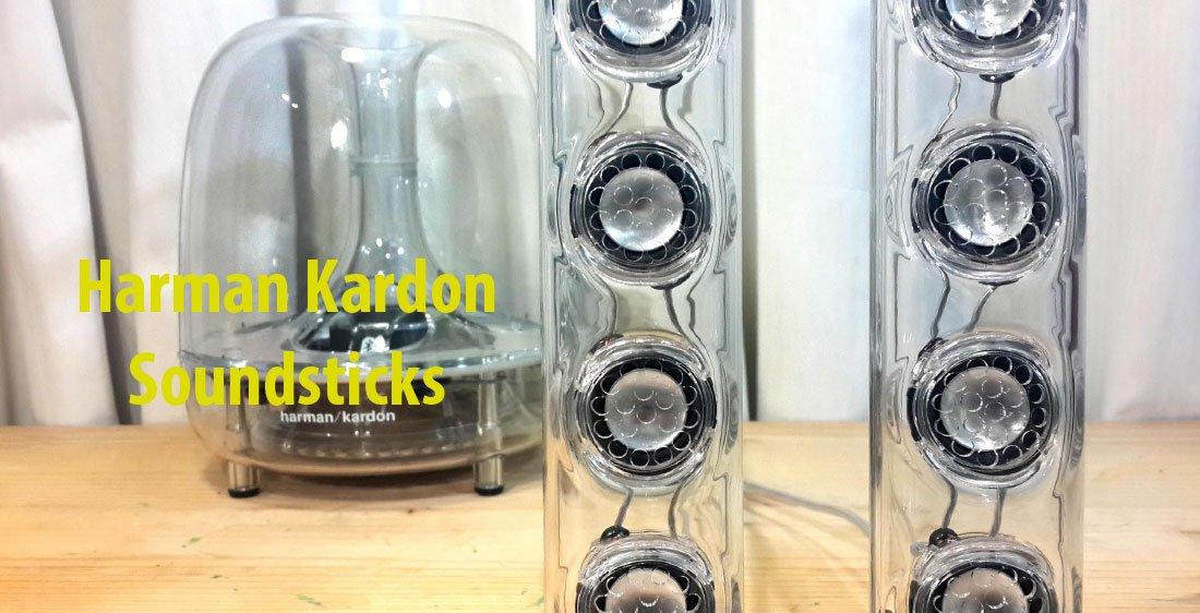Harman Kardon Soundsticks Reviews