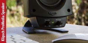 Klipsch ProMedia Speaker Reviews