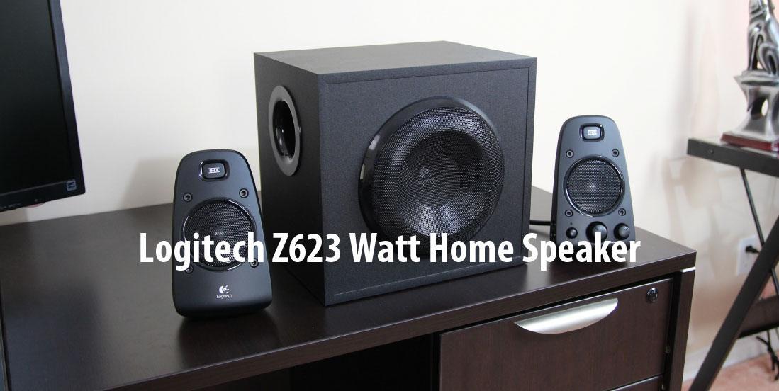Logitech Z623 Watt Home Speaker Review
