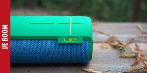 UE BOOM Wireless Bluetooth Speaker Review
