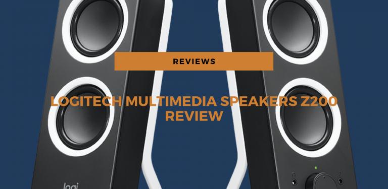 Logitech Z200 2.0 Multimedia Speakers Review – Another Winner from Logitech?