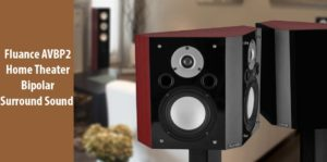 Fluance AVBP2 Home Theater Bipolar Surround Sound