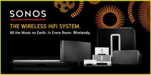 How do Sonos Speakers Work