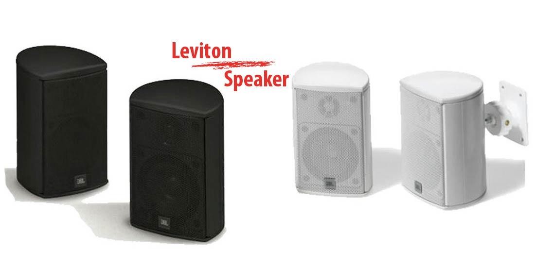 Leviton AESS5-BL Architectural Edition