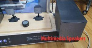 What Are Multimedia Speakers