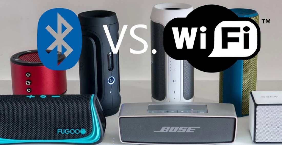 Are WiFi or Bluetooth Speakers Better