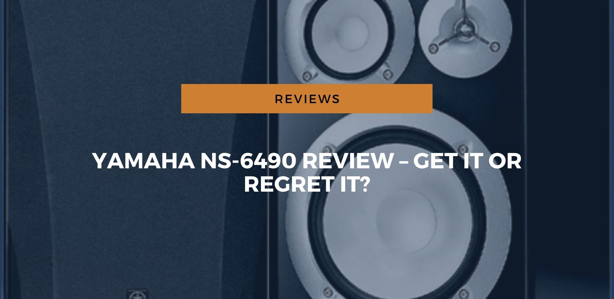 yamaha ns-6490 review