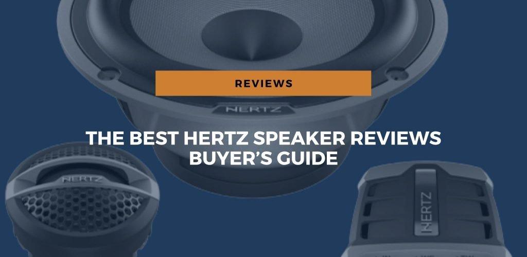 best hertz speaker reviews