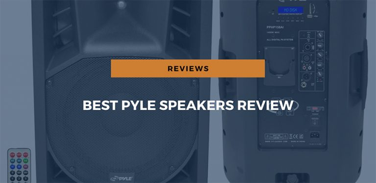 Best Pyle Speakers Review