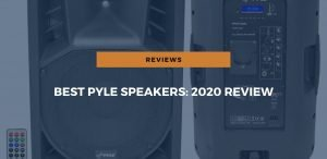 pyle speakers
