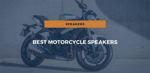 Best Motorcycle Speakers